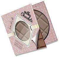 Бронзер матовый Lovely Milky Chocolate Matt Face Bronzer- Medium