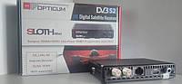 Спутниковый HD ресивер OPTICUM SLOTH mini