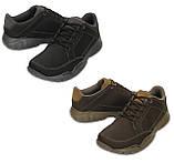 Туфли мужские деми Кроксы Свифтвотер Хайкер оригинал / Crocs Mens Swiftwater Hiker Shoe (203392), Черные, фото 8