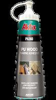 Водостойкий полиуретановый клей для дерева  Akfix PA360 650гр