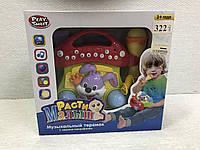 Развивающая игрушка музыкальный Теремок