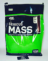 Optimum Nutrition Serious Mass 5.44 kg (Шоколад)