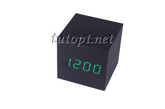 Часы-Будильник VST-869 с температурой и подсветкой  USB/3R3/AAA