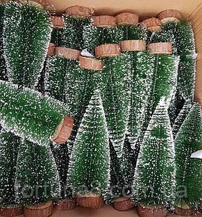Декоративна новорічна ялинка, фото 2