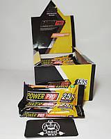 Power Pro Protein Bar 25% 40 g (мюсли со вкусом ванили)