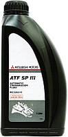 Трансмиссионное масло MITSUBISHI ATF SP-III Акпп 1л  MZ320215