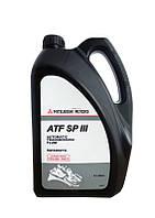 Трансмиссионное масло MITSUBISHI ATF SP-III 4л  Акпп  MZ320216