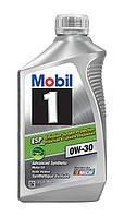 Масло Mobil 1 Advanced Synthetic ESP X1 0W30  0,946л синтетическое  M5331B