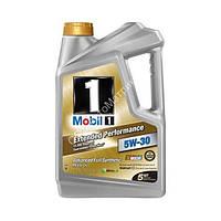 Масло Mobil 1 Advanced Full Synthetic 5W-30 4,73л синтетическое M5423F