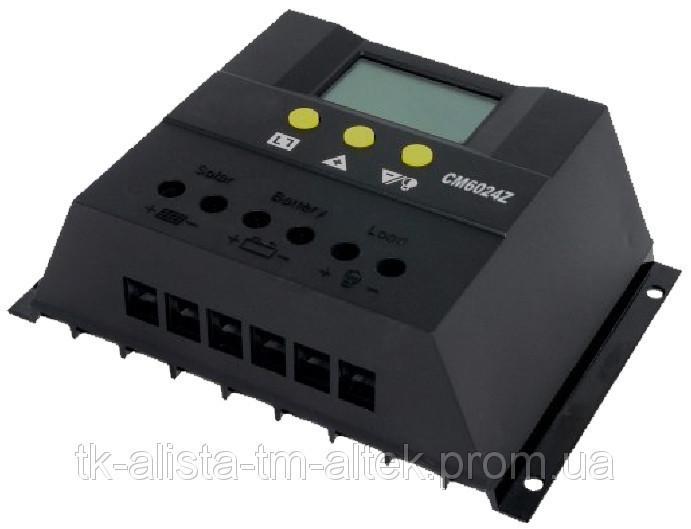 Контроллер заряда аккумуляторных батарей для солнечных модулей Altek ACM6024Z