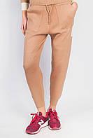 Спортивные брюки с большими карманами. (Бежево-молочный). Арт-724K002-2.5