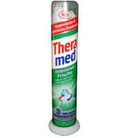 """Theramed зубная паста """"Интенсивная свежесть"""" с дозатором 100 мл."""