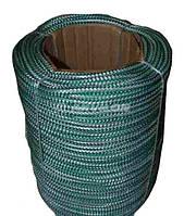Шнур капроновый вязаный, 10 мм, 100 м