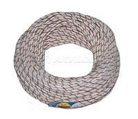 Шнур полиамидный (капрон) плетеный мягкий, 11 мм, 100 м