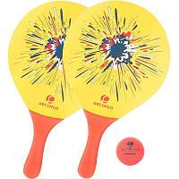 Набор для пляжного тенниса Woody Artengo