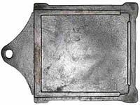 Задвижка чугунная малая 190x230 мм