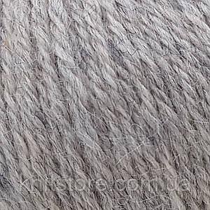 Пряжа Gazzal Baby Alpaca Серый