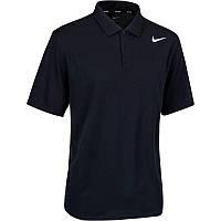 NIKE Polo Net Tennis Badminton Table Tennis Padel Squash Polo Shirt - Black