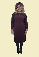 """Женское нарядное платье """" Париж"""" , р. 54-62. Модель № 071"""
