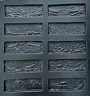 """Форма для декоративного каменю та плитки, АБС-пластик """"Венеціанська цегла"""" (комплект на 30 шт.), фото 1"""