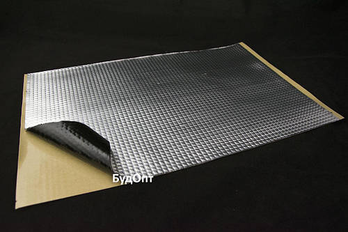Виброизоляция для авто SoundProOFF M1 Economy 1.3мм
