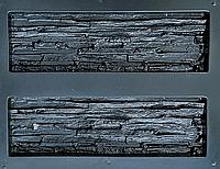 """Форма для декоративного каменю та плитки """"Венеція"""", АБС-пластик, 6 форм в комплекті"""