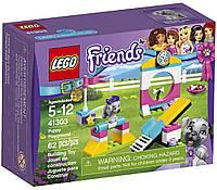 Конструктор Lego Игровая площадка для щенков Лего LEGO Friends Puppy Playground 41303