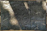 Поліуретановий штамп для бетону і штукатурки 300 * 450, для підлоги, стін, доріжок