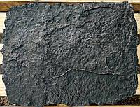 """Штамп поліуретановий для бетону і штукатурки """"Скала"""", середній, з тріщиною, для підлоги і стін"""