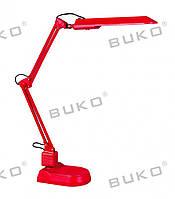 Настольная лампа WT069 PL11W КРАСНАЯ G23 11Вт