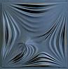 """Пластикова форма для 3d панелей """"Магія"""" 50 * 50 (форма для 3д панелей з абс пластика)"""