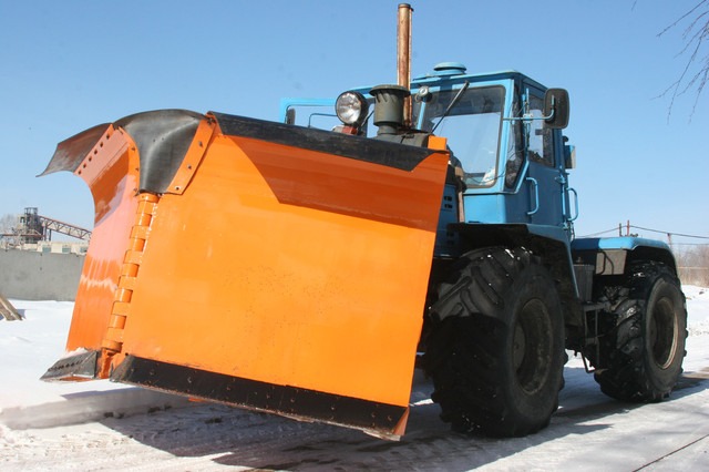 """Снегоочистители и снегоотвалы - теперь на """"Гидромаркете""""!"""