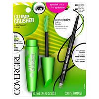 Набор тушь для ресниц и карандаш для глаз CoverGirl Clump Crusher Extensions Lashblast
