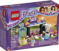 Конструктор LEGO Парк развлечений Игровые автоматы Лего Friends Amusement Park Arcade 41127