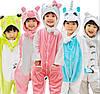Пижама кигуруми для детей  Стич розовый, фото 6
