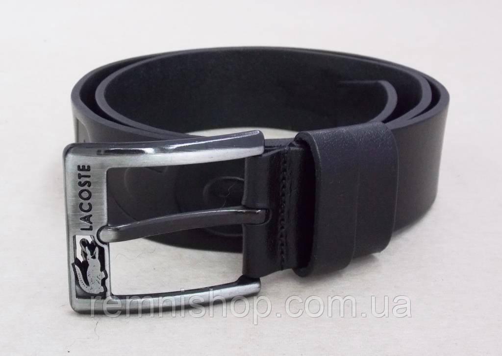 Мужской кожаный ремень для джинсов Lacoste   продажа, цена в Днепре ... 64a99a3c342