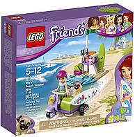 Конструктор LEGO Friends Пляжный скутер Мии LEGO Friends Mia's Beach Scooter 41306