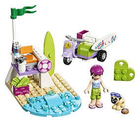 LEGO Friends Лего Пляжный скутер Мии  Mia's Beach Scooter 41306
