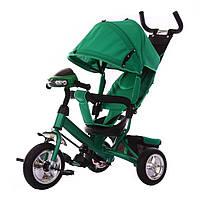 Детский трехколесный велосипед .Tilly Trike 346,зеленый