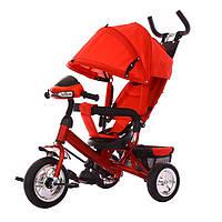 Детский трехколесный велосипед .Tilly Trike 346, красный