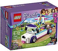 Лего Friends Выставка щенков Награждение LEGO Friends Puppy Parade 41301