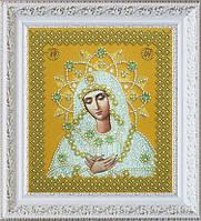 P-317 Икона Божией Матери Умиление (золото)