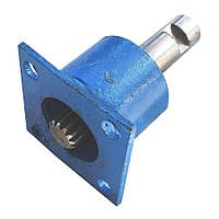 Вал шлицевой  насоса-дозатора ЮМЗ (Д-65)  низкий вал 120 мм.