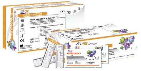 Гонадотропный гормон Комбо тест  уп. 50/100 шт.