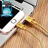 USB кабель Remax Royalty RC-056i Lightning 1m, фото 7