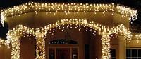 LED гирлянда Бахрома 3 метра 200 лампочек