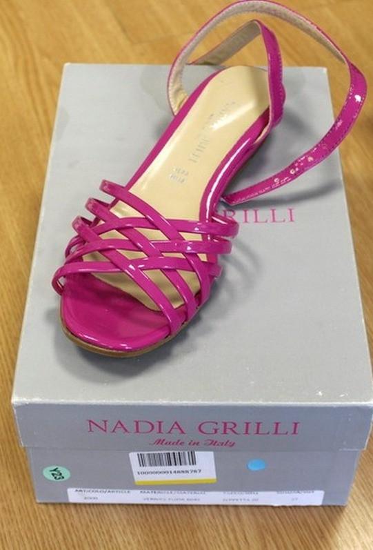Nadia Grilli Italy босоніжки