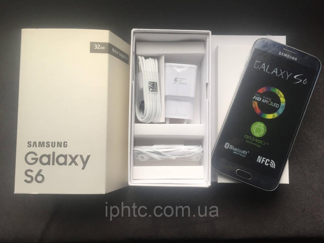 Samsung Galaxy S6 32GB G920F (Европа) 4G , фото 1