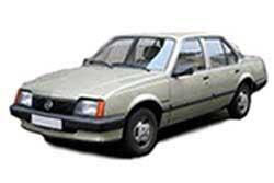 Opel Ascona C 81-88
