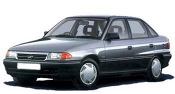 Opel Astra F 91-98